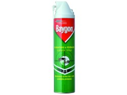 BAYGON INSETTICIDA SCARAFAGGI E FORMICHE - SCHIUMA 400ML