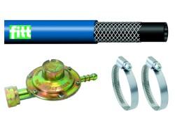 Kit per stufa a gas globex