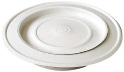 Rosoni bianchi diametro 8